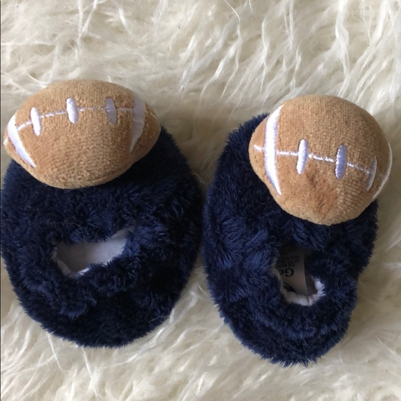 Gerber Shoes | Baby Football Houseshoes